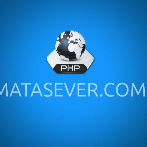 PHP ile Rastgele Kelime Üretmek