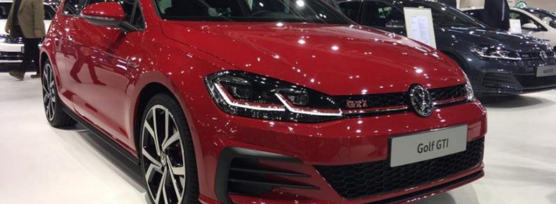 2017 Model VW Golf, Seat Leon ve Skoda Octavia Tanıtımda