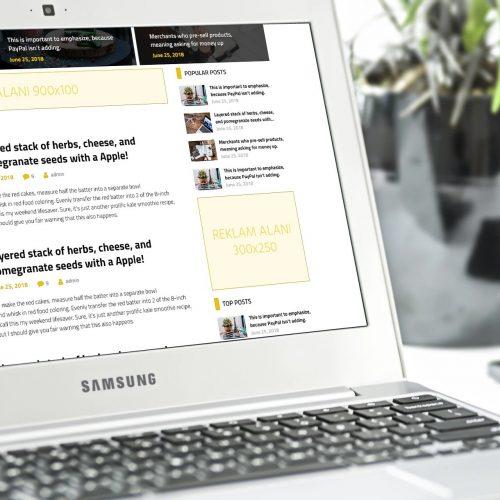 WordPress WmAraciKry Teması