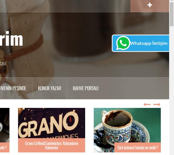 Wordpress Whatsapp İletişim Eklentisi - Ücretsiz