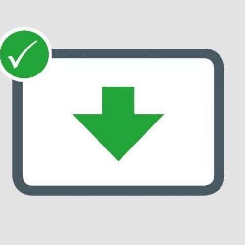 Ücretsiz indir butonları tasarımları